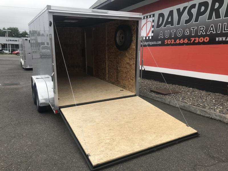 2020 Pace American EX7X14TE2 Enclosed Cargo Trailer