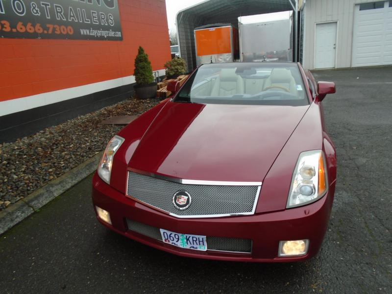 2006 Cadallic XLR Car