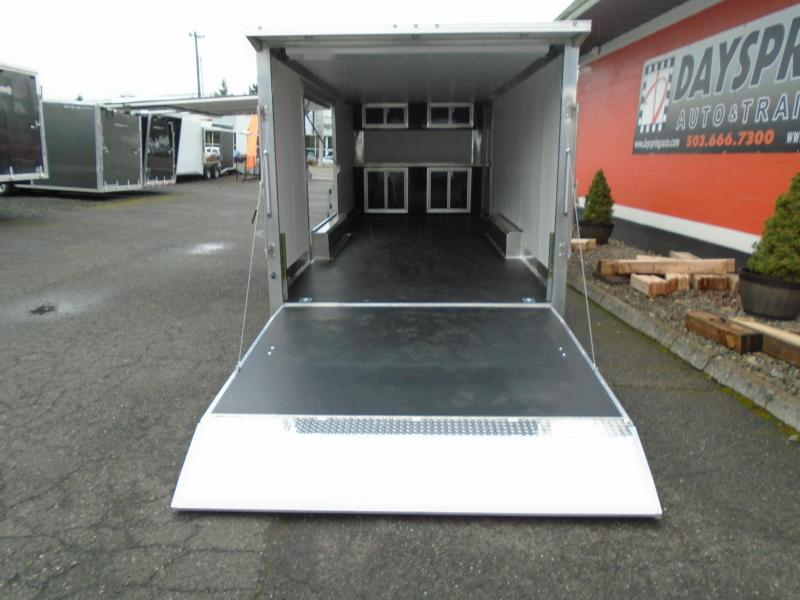 2020 Alcom-Stealth C8.5X24SCH-LMMT-20 Car / Racing Trailer