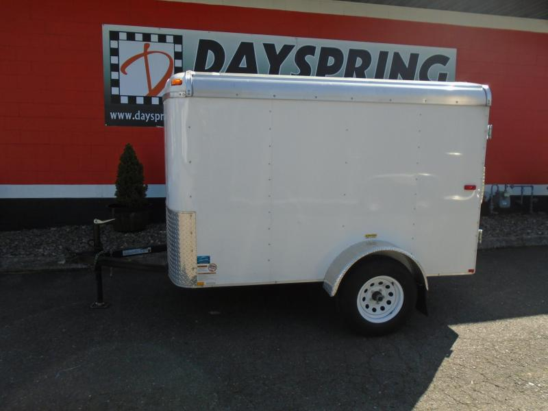 2015 Mirage Trailers MXL58SA Enclosed Cargo Trailer