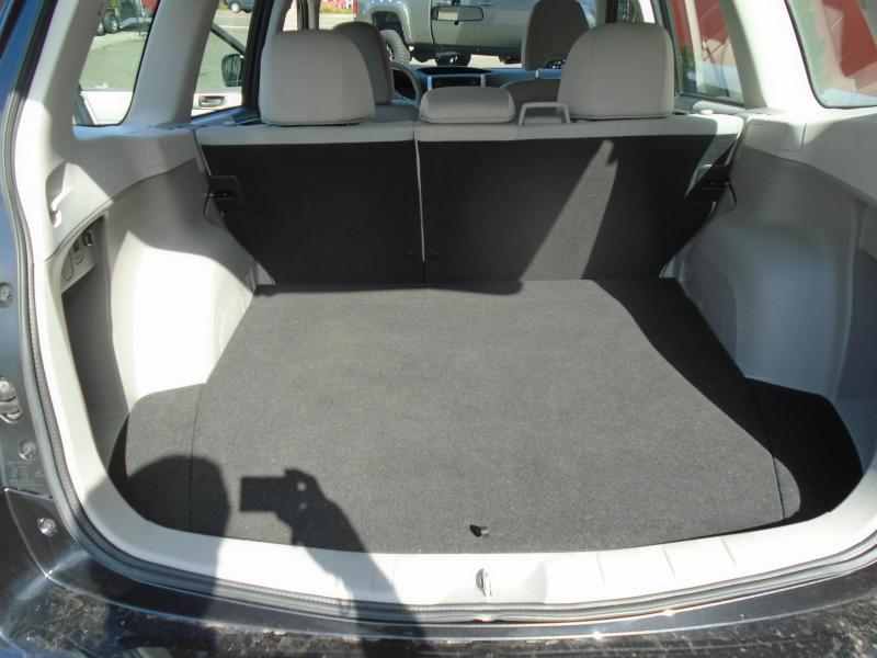 2013 Subaru FORESTER 2.5X SUV