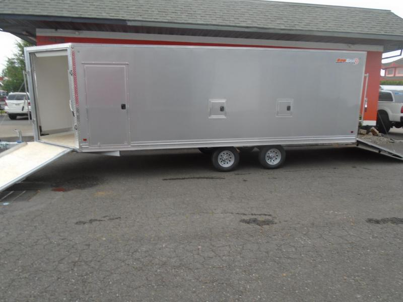 2020 Alcom-Stealth SNOPROE101X22ES Snowmobile Trailer