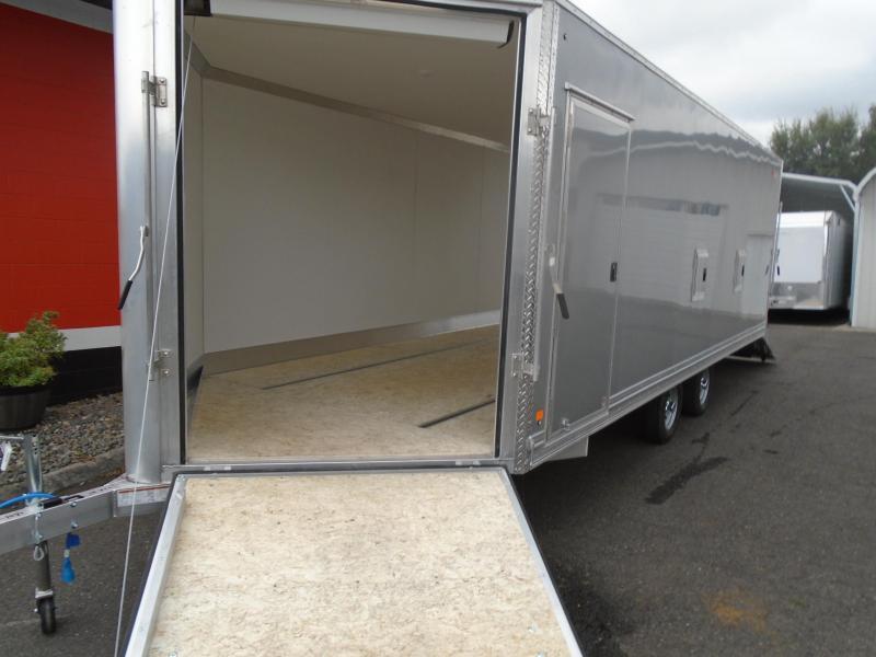 2020 Alcom-Stealth SNOPROE101X22ES Snowmobile Trailer