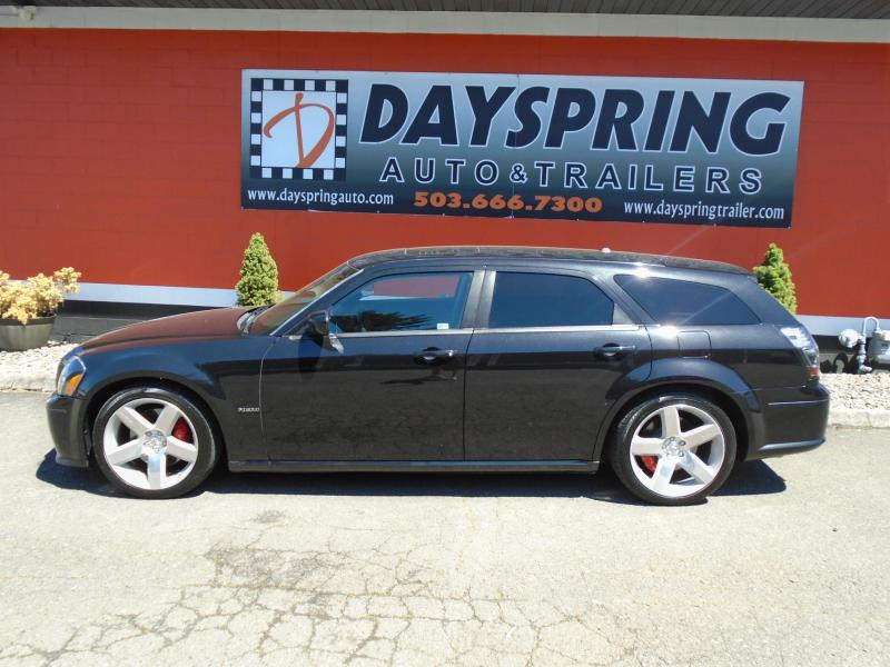 2006 Dodge MAGNUM WAGON SRT-8 VERY LOW MILES LOADED