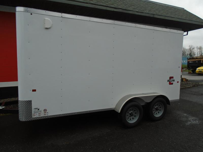 2020 Charmac Trailers 7X14T Enclosed Cargo Trailer