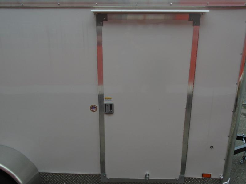 2020 Pace American CS6X12S12 Enclosed Cargo Trailer