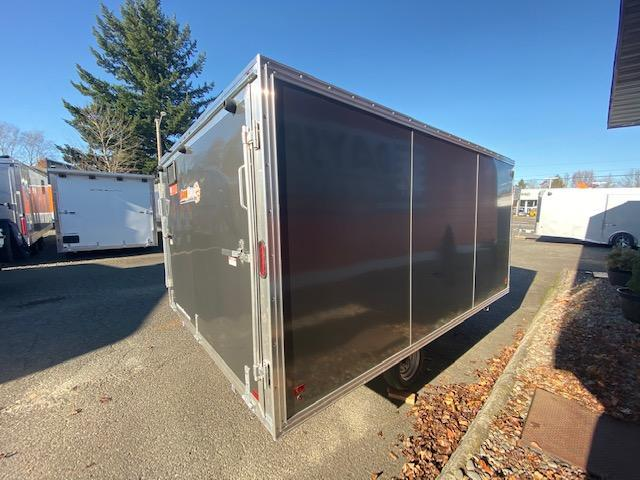 2020 Snopro 2020 ALL ALUMINUM 2 PLACE SNOWMOBILE TRAILER Snowmobile Trailer