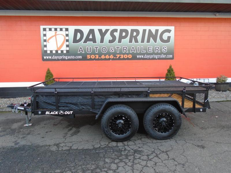 2020 Jumping Jack Trailers JJT6X12X8 B.O. Tent Camper in  OR