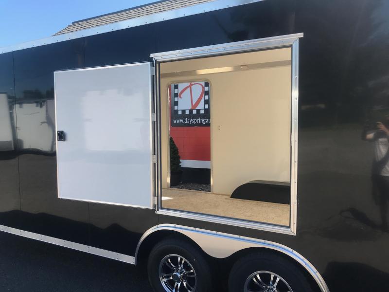 2019 Charmac Trailers STEALTH 8.5X24 Car / Racing Trailer