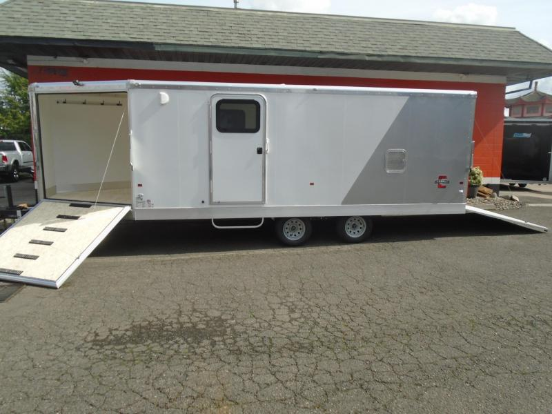 2020 Charmac Trailers ELITE 102X26 SNOWMOBILE Snowmobile Trailer