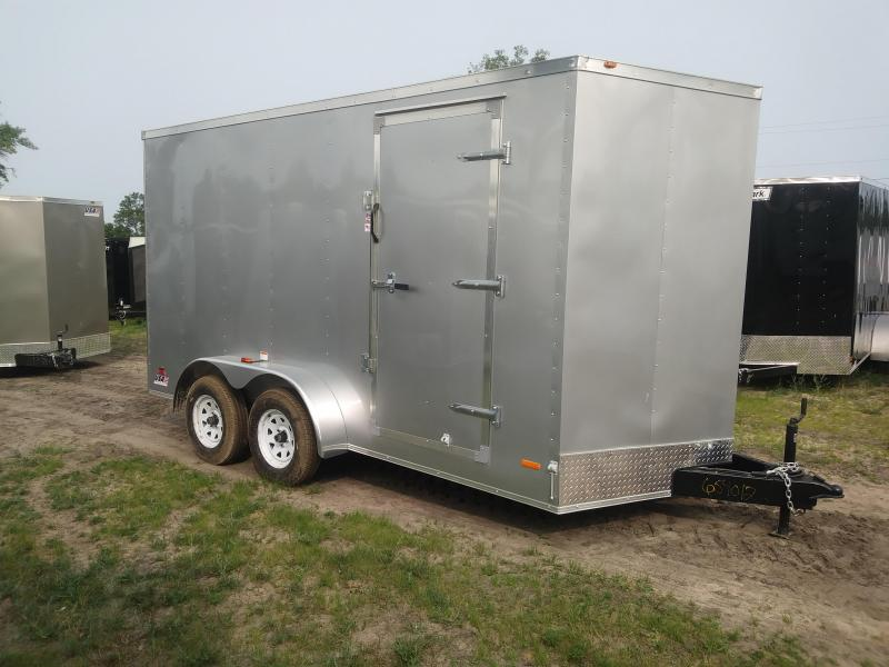 2020 MTI Trailers 7X14 Enclosed Cargo Trailer