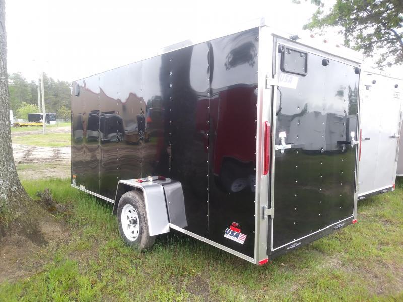 2019 MTI Trailers 6X14 Enclosed Cargo Trailer