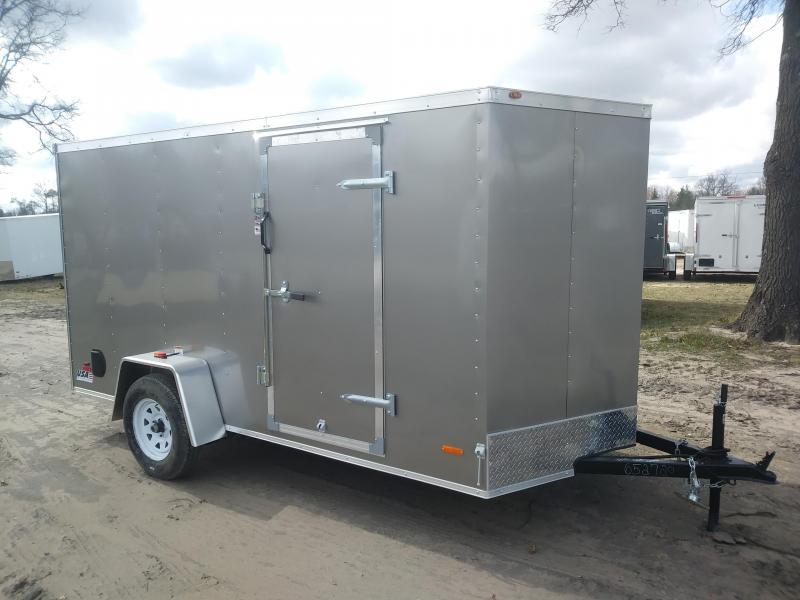 2019 MTI Trailers MWT6x12SA Enclosed Cargo Trailer