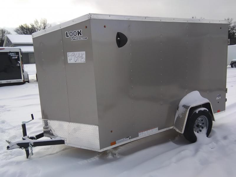2020 Look Trailers 6 X 10 Enclosed Cargo Trailer