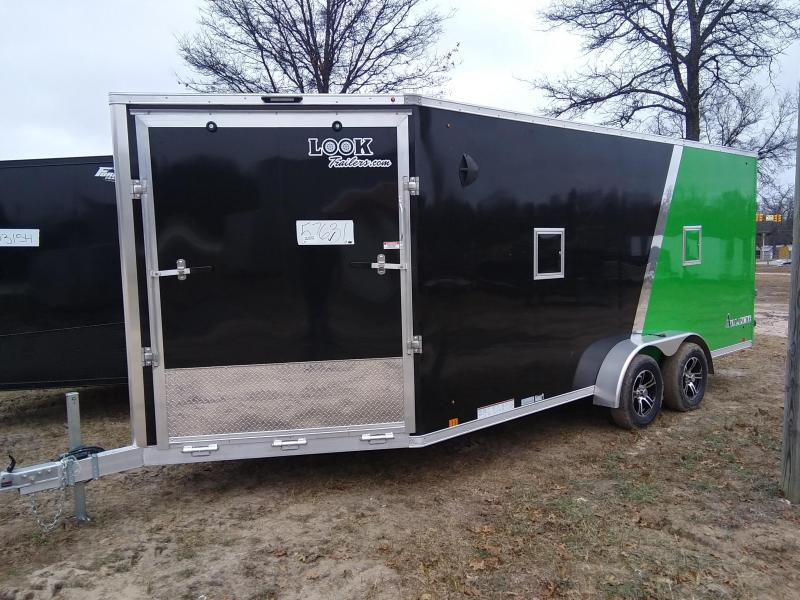 2020 Look Trailers 7 X 23 3 Place Snowmobile Trailer/ATV