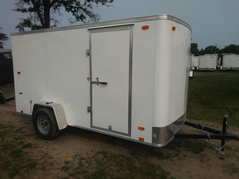 2020 Look Trailers 6X10 Enclosed Cargo Trailer