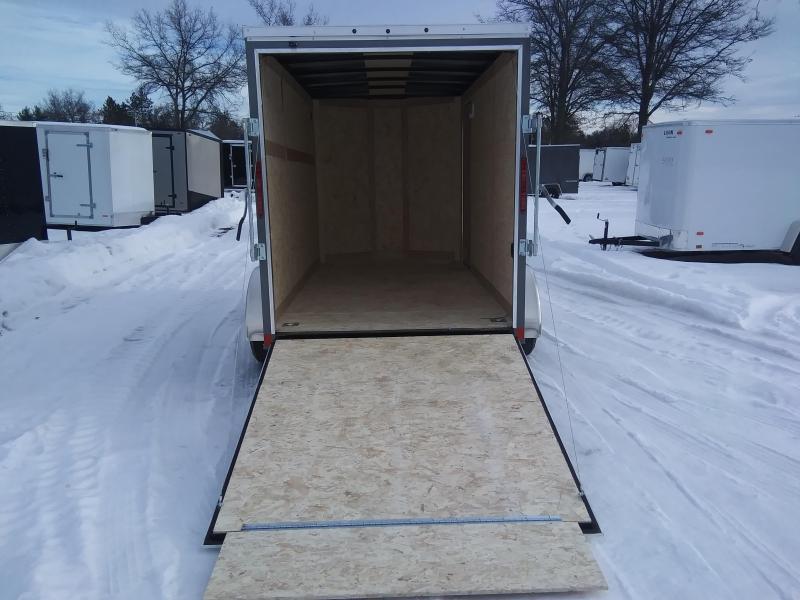 2020 Haulmark 6x12 Tandem axle Enclosed Cargo Trailer