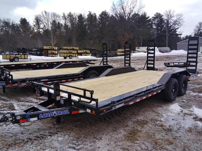 "2020 Load Trail 102"" x 20' 10K Carhauler Car / Racing Trailer"