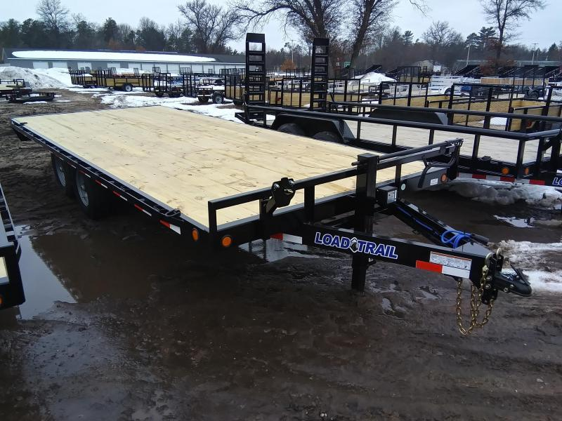 "2020 Load Trail 102"" x 20' 14K Deckover Equipment Trailer"