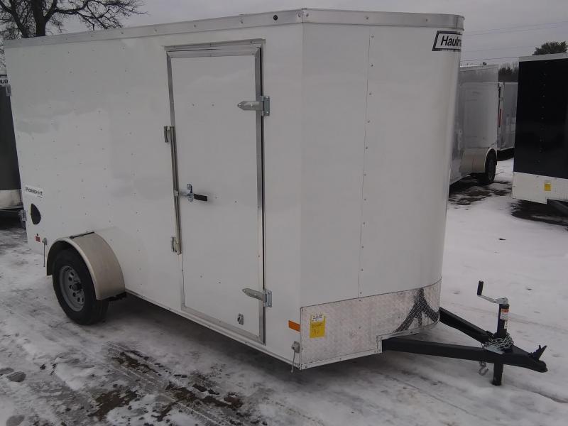 2020 Haulmark 6 x 12 Enclosed Cargo Trailer