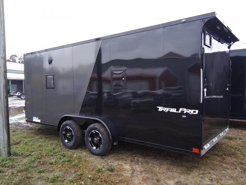 2020 Formula Trailers 7 x 23 Snowmobile Trailer 3 Place