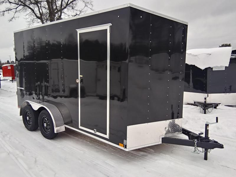 2020 Formula Trailers 7 X 14 Enclosed Cargo Trailer