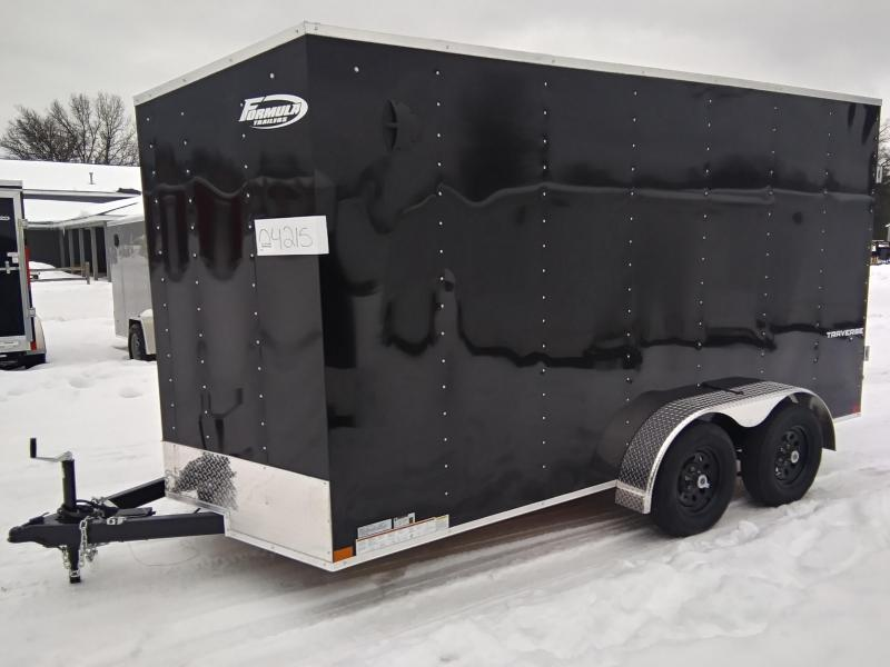 2020 Formula Trailers 7 X 14 Enclosed Cargo Trailer