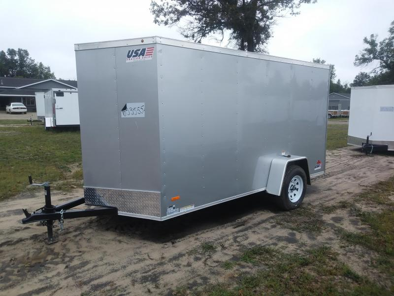 2020 MTI Trailers MWT6X12SA Enclosed Cargo Trailer