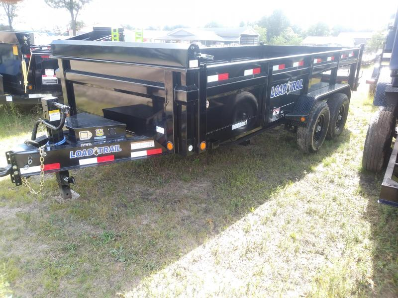 2020 Load Trail DT8316 Dump Trailer