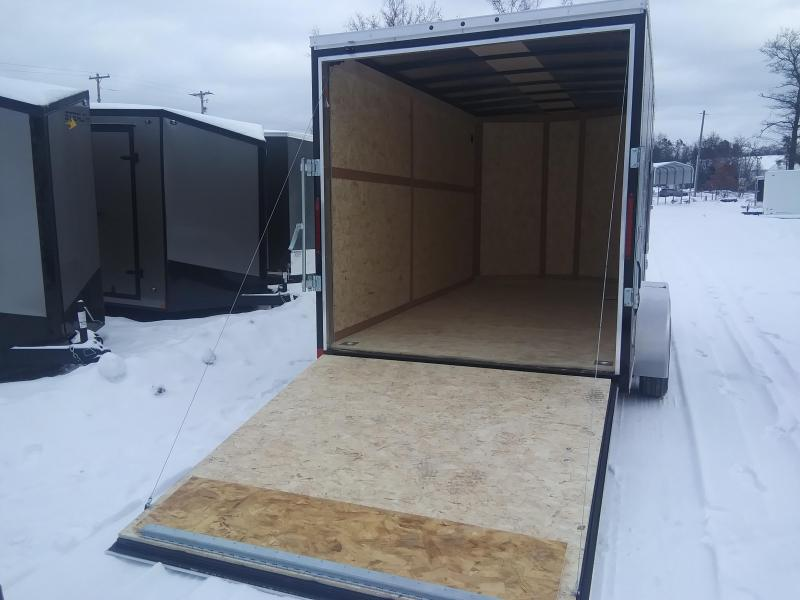 2020 Haulmark 7x14 Enclosed Cargo/ATV Trailer