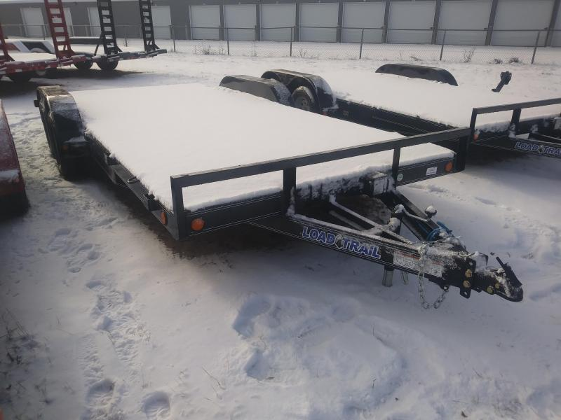 2019 Load Trail CH Carhauler 83 x 18 Car / Racing Trailer
