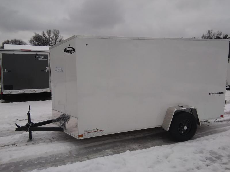 2020 Formula Trailers 6 x 12 Enclosed Cargo Trailer
