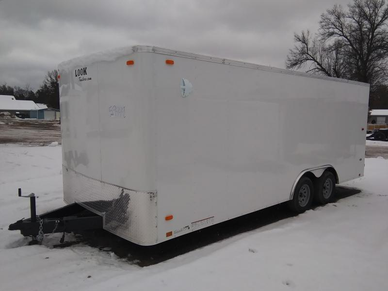 2020 Look Trailers 8.5 X 20 7K Car / Racing Trailer
