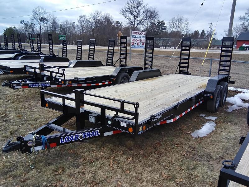"2020 Load Trail 83"" x 20 14K Equipment trailer"