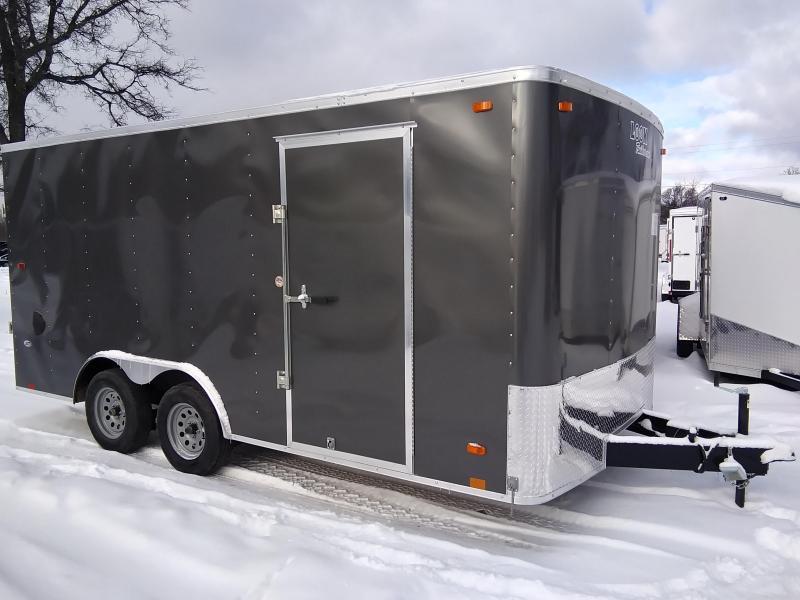 2020 Look Trailers 8.5 X 16 Enclosed Cargo Trailer