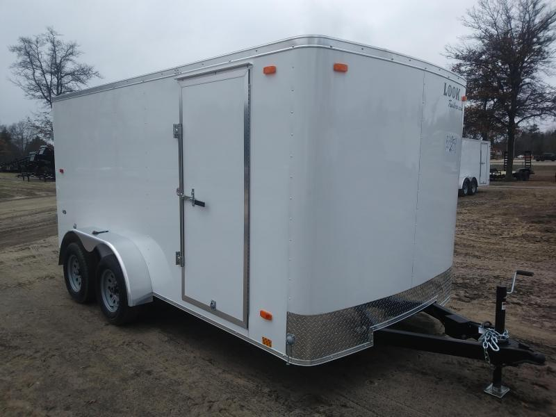 2019 Look Trailers ST 7 x 14 Cargo / Enclosed Trailer