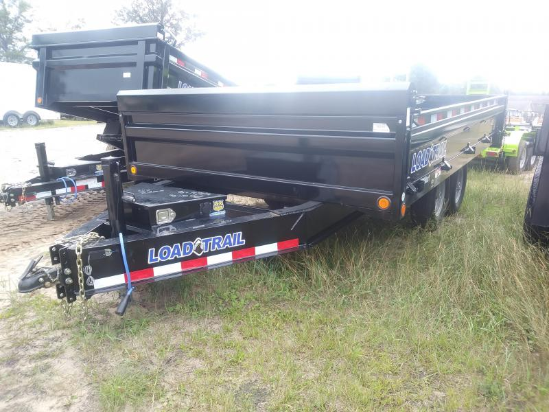 2020 Load Trail DZ14 96 x 14 Dump Trailer