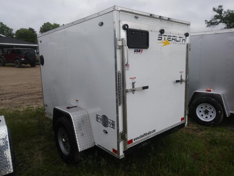 2020 Stealth Trailers 5X8 Enclosed Cargo Trailer