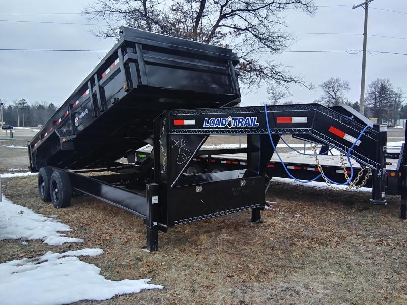 "2020 Load Trail 83"" X 20' 20K Dump Trailer"