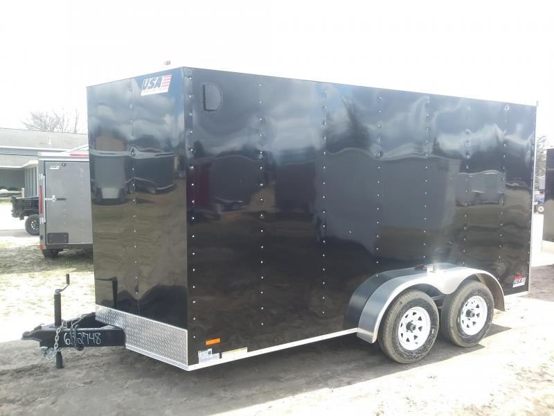 2019 MTI Trailers 7 X 14 Car / Racing Trailer