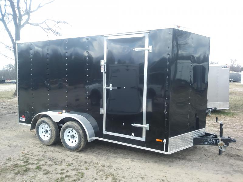 2019 MTI Trailers MWT7X14TA2 Car / Racing Trailer
