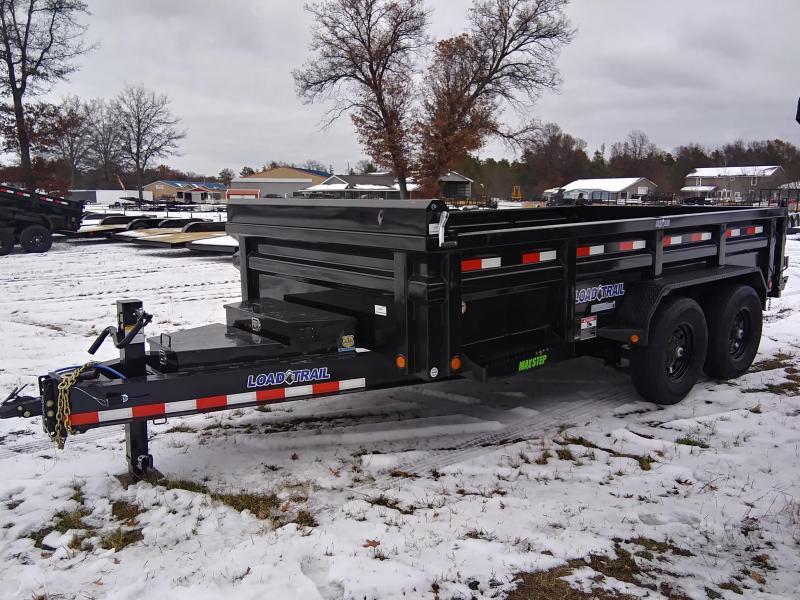 2020 Load Trail 83 x 14 14K Dump Trailer W/7 gauge floor