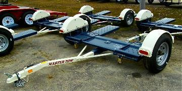 NEW Master Tow Car Dolly 80THD Trailer