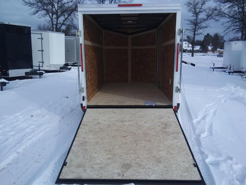 2020 Look Trailers 6 X 10 Enclosed Cargo Trailer
