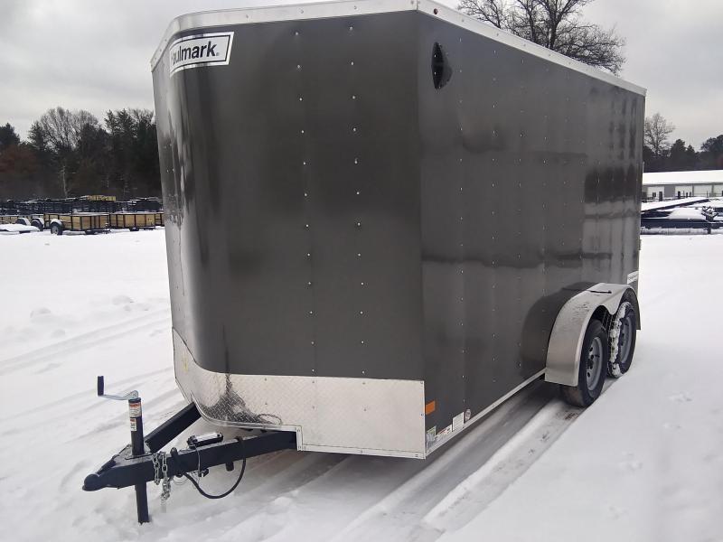 2020 Haulmark 7x14 Enclosed Cargo/ATV Trailer