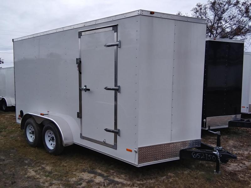 2019 MTI Trailers 7 X 14 Enclosed Cargo/ATV Trailer