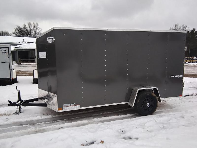 2020 Formula Trailers 6 x 12 Enclosed Cargo Trailer