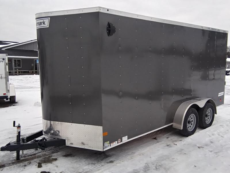 2020 Haulmark 7 x 16 Enclosed Cargo/ATV Trailer