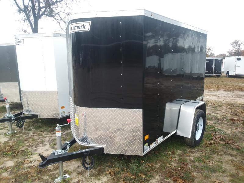 2019 Haulmark 5x8 W/Barn Door