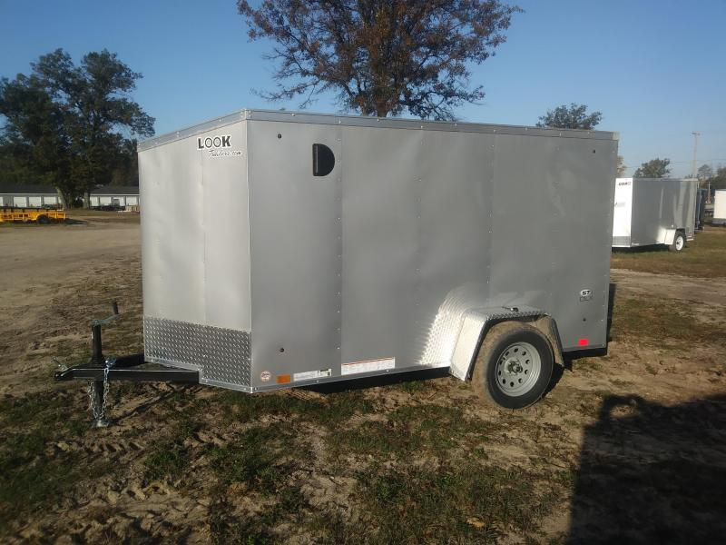 2020 Look Trailers 5X10 Enclosed Cargo Trailer